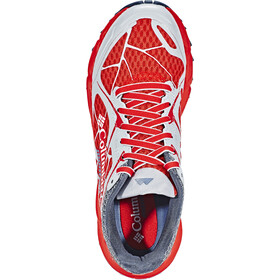Columbia Caldorado II Shoes Women poppy red/mountain
